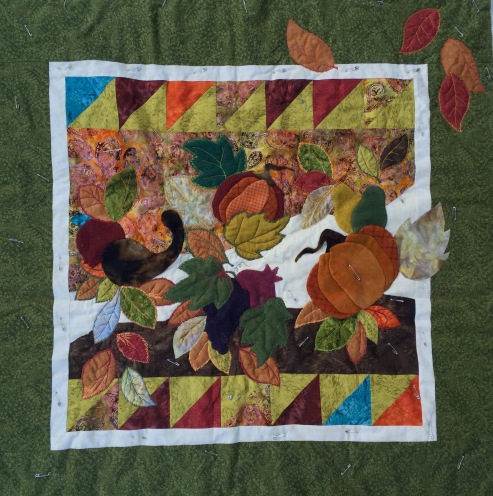 Fall Wallhanging